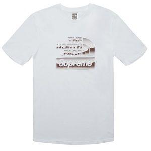 Used supreme shirt size large